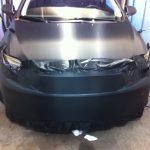 Front Bumper Wrap