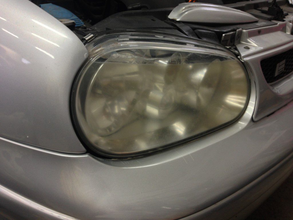 Headlight Before