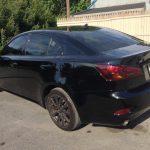 Lexus IS Side Angle