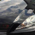 Lexus IS250 Black Detail