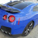 GTR Wrap Rear Quarter Angle