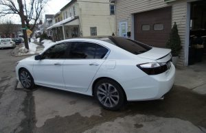 honda accord tint